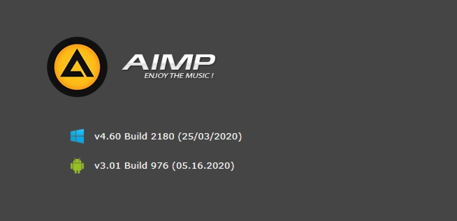 AIMP Portable per Windows
